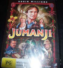 Jumanji (Robin Williams) (Australian Region 4) DVD - New
