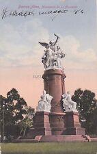 ARGENTINA - Buenos Aires - Monumento de los Franceses