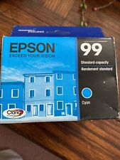 Genuine Epson 99 Cyan Artisan 837 835 810 730 725 710 700  (Retail Box)