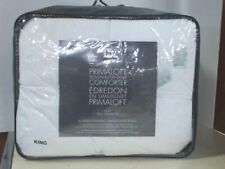 NEW OPEN PACKAGE Hotel Collection Primaloft Down Alternative Comforter King $600