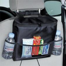 Car Back Seat Cooler Storage Bag Tidy Organizer Travel Kid Holder Multi-Pocket A