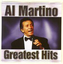 CD - Al Martino - Greatest Hits - A4089