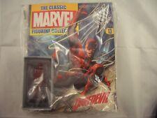 Eaglemoss Marvel FIGURINA RACCOLTA Daredevil con MAGAZINE 13