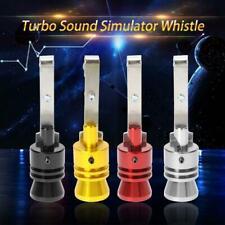 4 Color Auto Turbo Sound Endrohr Auspuff Pfeife Turbopfeife Simulator  Whis M4L6