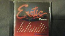 COMPILATION - EROTIC DREAMS COMPILATION  (EMMANUELLE BILITIS...). CD