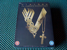 DVD Box Set: Vikings Complete Seasons 1,2 & 3 : Sealed