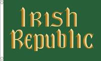 IRISH REPUBLIC EASTER RISING FLAG 5' x 3' Ireland 1916 Celtic Republican Banner