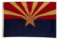 4x6 ft ARIZONA The Grand Canyon State OFFICIAL STATE FLAG Outdoor Nylon USA MADE