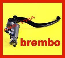 POMPA FRENO BREMBO RADIALE  PR 19X18 NUOVA Brembo Originale 19 X 18 10476070