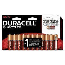 Duracell Quantum Alkaline Aa Batteries - Qu1500B12Z