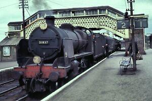31837 British Rail 6x4 Quality Steam Rail Photo