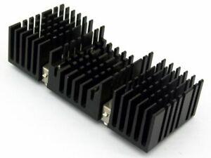 Intel Pentium Slot 1 Secc CPU Cooler PC Processor Heat Sink 125x52x30