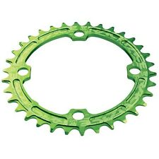 RaceFace 32T Narrow Wide Single Speed Chainring 104BCD Race Face 32 Teeth Green