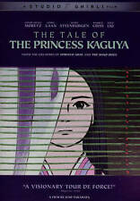 Studio Ghibli TALE OF PRINCESS KAGUYA DVD 2-Disc Set Isao Takahata Anime Japan