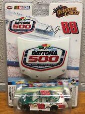 2009 Dale Earnhardt Jr #88 Amp Energy Chevy 1/64 Winners Circle Daytona 500 Hood