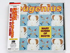 EUGENIUS Mary Queen Of Scots AMCY-686 JAPAN CD w/OBI 428az61