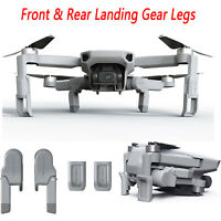 For DJI Mavic Mini RC Quadcopter Extended Landing Gear Legs Foldable Front Rear