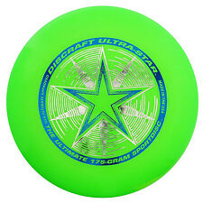 NEW Discraft ULTRA-STAR 175g Ultimate Frisbee Disc - GREEN