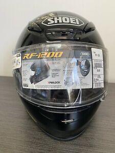 Shoei GT-AIR BLACK motorcycle and ATV helmet 77-4476