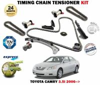 FOR TOYOTA CAMRY 3.5 VVTI 3456cc 2006 >NEW TIMING CHAIN TENSIONER KIT