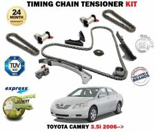 für Toyota Camry 3.5 VVTi 3456cc 2006> NEU Steuerkette Riemenspanner Set