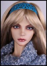 ☆Haarreifen☆HAIR blue ACCESSOIRES☆for Wig Size 6-7 [Unoa/Narae]☆BJD doll MSD☆