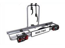 Eufab   Fahrradträger Anhängerkupplung Bike Two (11411) für 2 Fahrräder
