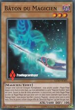 ♦Yu-Gi-Oh!♦ Baton du Magicien (Sombre) : LEDD-FRA05 -VF/Commune-