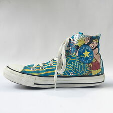 Cosplay Marvel Comics Converse Wonder Woman All Star High Tops Men 6 Women 8 39E
