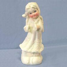 """Angel statue/figure holding cymbols 4.25"""" glg"""