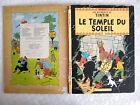 Tintin - Le Temple du Soleil (Plat B35) Hergé 1964
