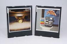 Vintage Polaroid 5 picture frames for 600 and SX-70 pictures Bilderrahmen