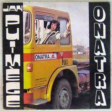 Pochette Auto/Camion 45 tours Jean Puimège