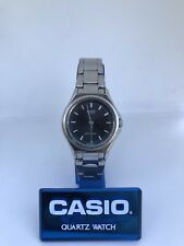 e9451baf3fdb Casio LTP-1130 705 Lady s Watch Japan Movement Quartz Stainless Steel
