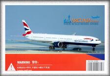 """Phoenix 1:400 British Airways Boeing 777-300ER """"G-STBM"""" 4382"""