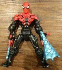 Marvel SUPERIOR SPIDER-MAN Figure Hasbro Super Hero Mashers Avengers Accessories