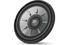 "NEW JBL Stage 1210 1000 Watts 12"" Single 4 Ohm Car Audio Subwoofer"