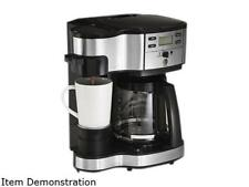 Hamilton Beach Two Way Brewer Single Serve and 12 cup Coffee Maker 49980Z