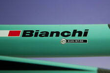 NEW OLD STOCK Bianchi carbon forks carbon steerer 700c intenso forcella nuova 28