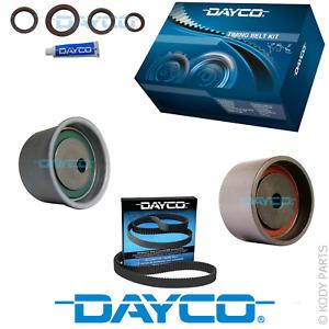 DAYCO TIMING BELT KIT - for Hyundai Tiburon 2.7L V6 GK (G6BA engine)