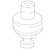 Genuine GM Knock Sensor 12589867