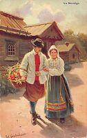 B76646 Norvege Norway Costumes