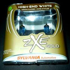 SYLVANIA 9006 SilverStar zXe GOLD High Performance Halogen Headlight, 2 Bulbs