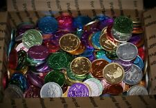 29 POUNDS OF NEW ORLEANS MARDI GRAS 10 GAUGE PARADE DOUBLOONS 1960-2020