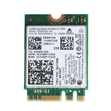 Intel Dual Band 7265AN WiFi+BT4.0 WLAN Card for Thinkpad X250 t450s T550 W550 X1