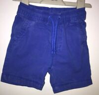 Boys Age 2-3 Years - George Blue Shorts