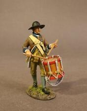 SNY-03 - Drummer, 2nd New York Regiment - Drums Along the Mohawk - John Jenkins
