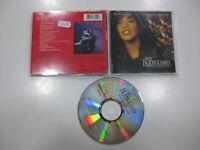 The Bodyguard CD Spanish Original Soundtrack 1992 Whitney Houston