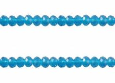 Turquoise Rondelle Jewellery Beads