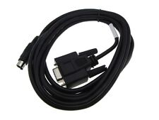 RS232 DB9 Serial Programming Cable for Allen Bradley AB Micrologix series